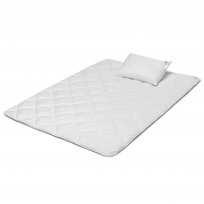 Набор (одеяло + 1 подушка с замком 50х70) в коробке гофро